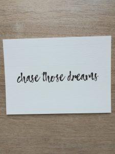 kaart dromen stralend-online
