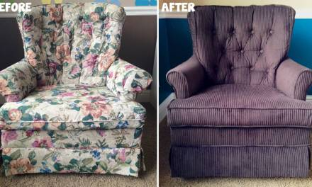 Reupholstery: Getting Started