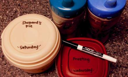 Labeling Leftovers