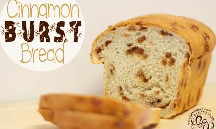 Cinnamon Burst Bread