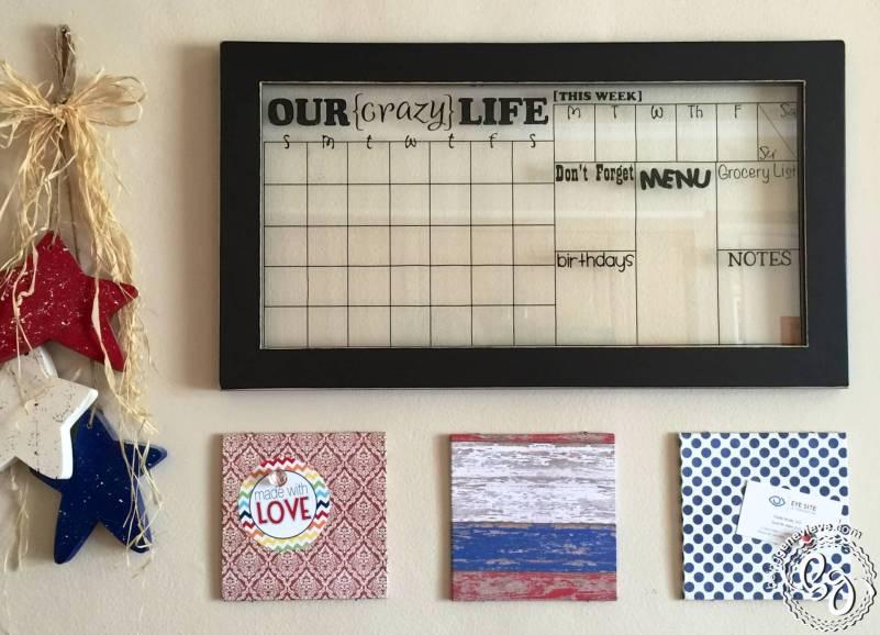 Crazy Life Calendar