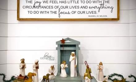 Joy Farmhouse Sign