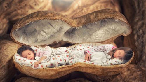 Hur man sätter ett barn i 5 år som sover hemma