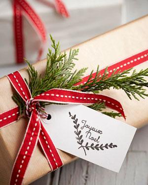 Enkel og smuk gaveemballage med egne hænder til det nye år 4