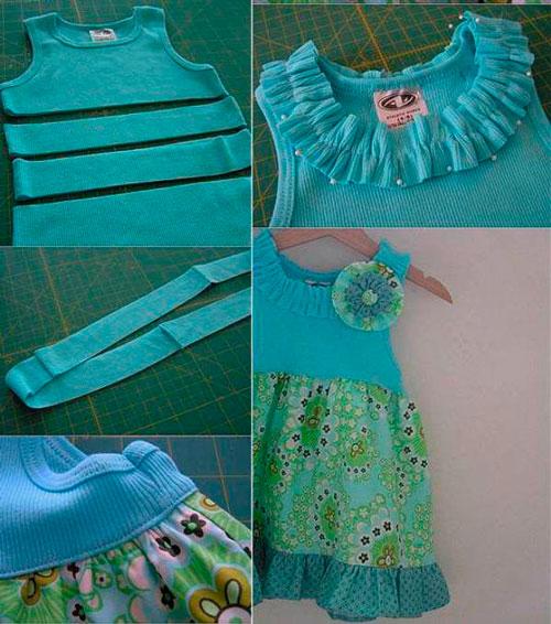 古い服から新しいものを作る方法4