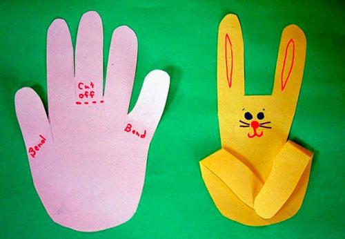 صنایع دستی ساده آن را برای یک کودک در 6 سال انجام دهید