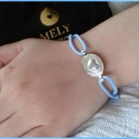 Les 2 ans du blog #4 MELY Création - Un bracelet cordon et gravure argent à gagner (modèle enfant)
