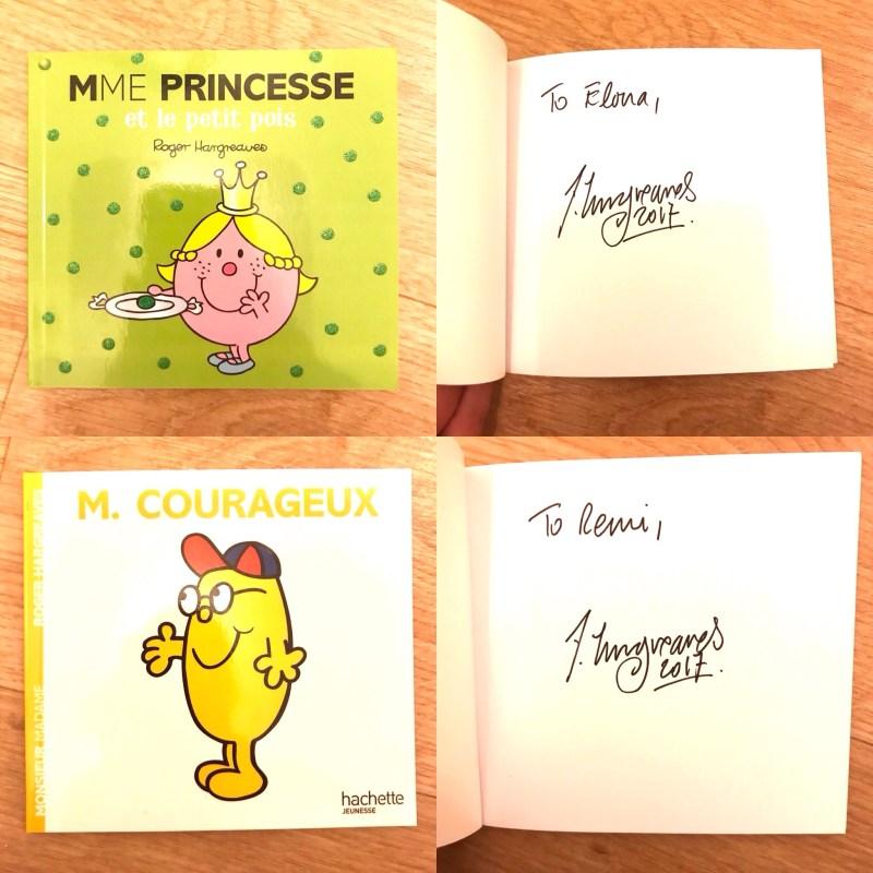 Monsieur Madame Livres Dédicacés