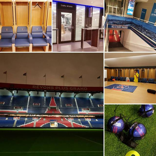 Escape Game PSG au Parc des Princes - Inside PSG