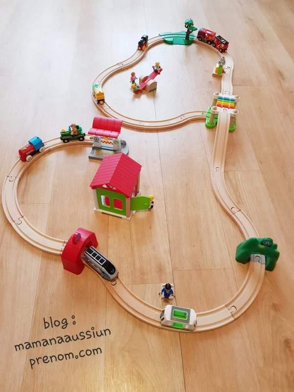 Circuit de train BRIO