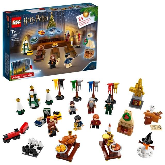 Calendrier de l'Avent LEGO Harry Potter 2019