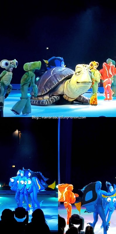 Disney sur Glace - Maman a aussi un prénom