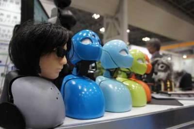 早稲田大学 2011国際ロボット展