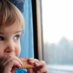 Чем накормить ребенка в поезде? Мои рекомендации + ЛАЙФХАК