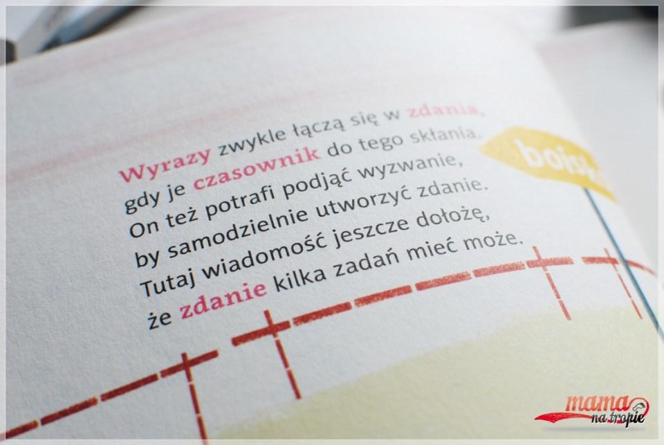 nauka gramatyki. nasza księgarnia, domowa edukacja