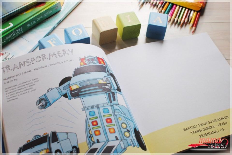 szkicownik małego wynalazcy, nasza księgarnia