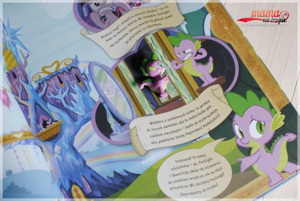 atlas świata my little pony, kucyki pony, bajka dla dzieci, egmont