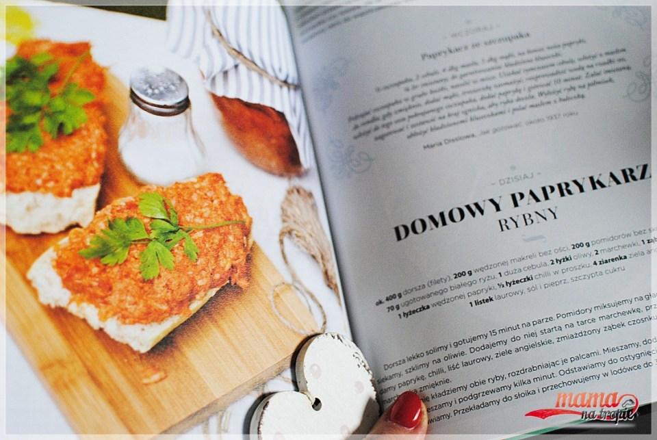 retro kuchnia, książka kucharska, kuchnia przedwojenna