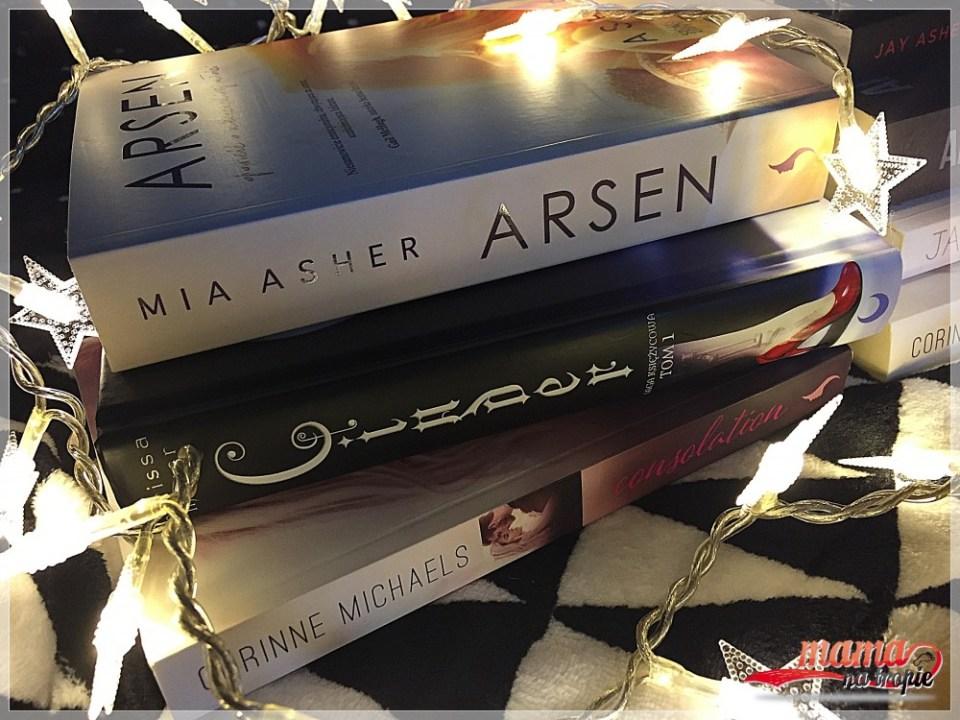 książki dla kobiet, szósty zmysł, papierowy księżyc, rebis