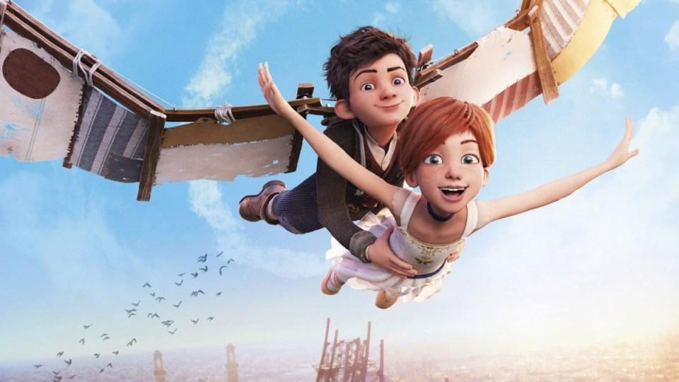 balerina, film dla dziecci, film animowany, bajka dla dzieci