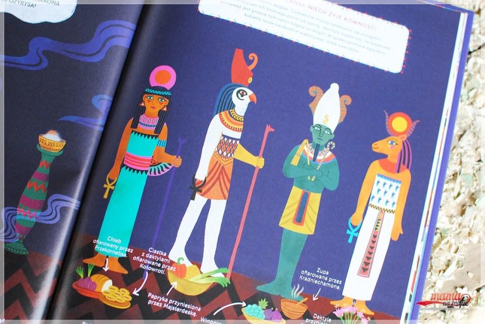 panika w Egipcie, książka dla dzieci, dziecięce śledztwo, nasza księgarnia