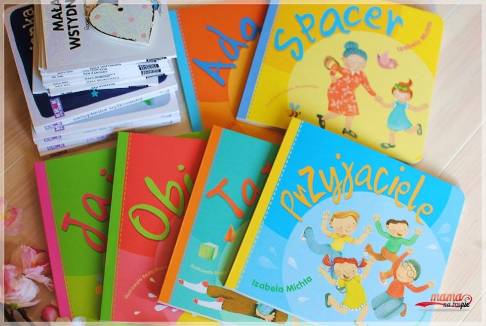 do uszka maluszka, książki dla najmłodszych, książki dla dzieci, skrzat