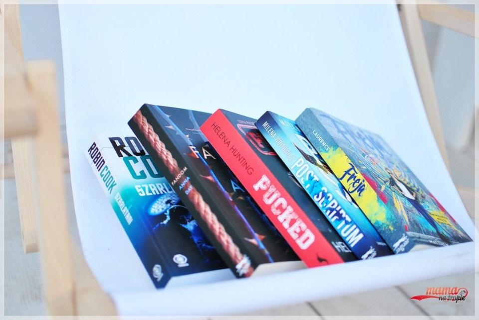 książki dla dorosłych, książka na wakacje, rebis, jaguar, szósty zmysł,