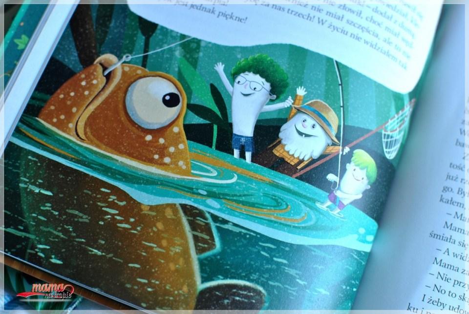 buntalki, książka dla dzieci, zielona sowa, agnieszka stelmaszyk