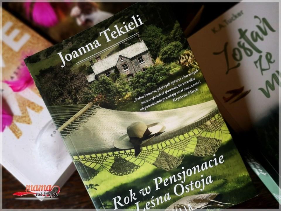 rok w pensjonacie ostoja, joanna tekieli, wydawnictwo filia