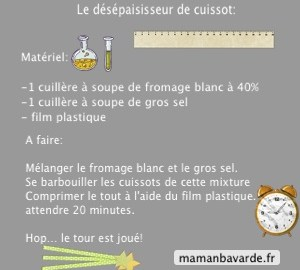 fromage blanc gros sel