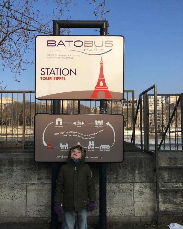 batobus station