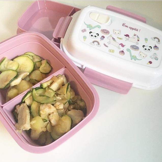 lunch box weight watchers