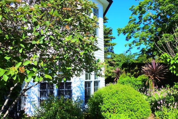 Nouveau Brunswick jardin kingsbrae garden
