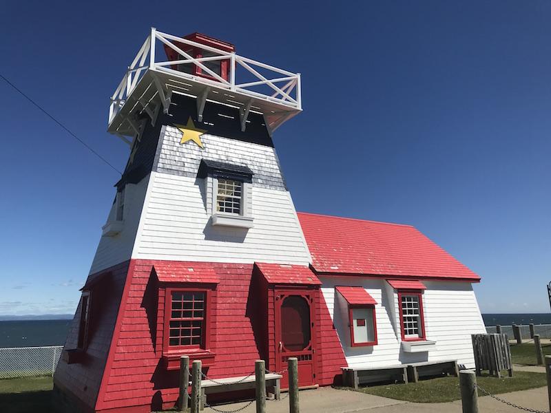 phare baie de grande anse new brunswick