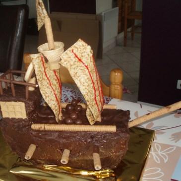 Mes gâteaux d'anniversaire