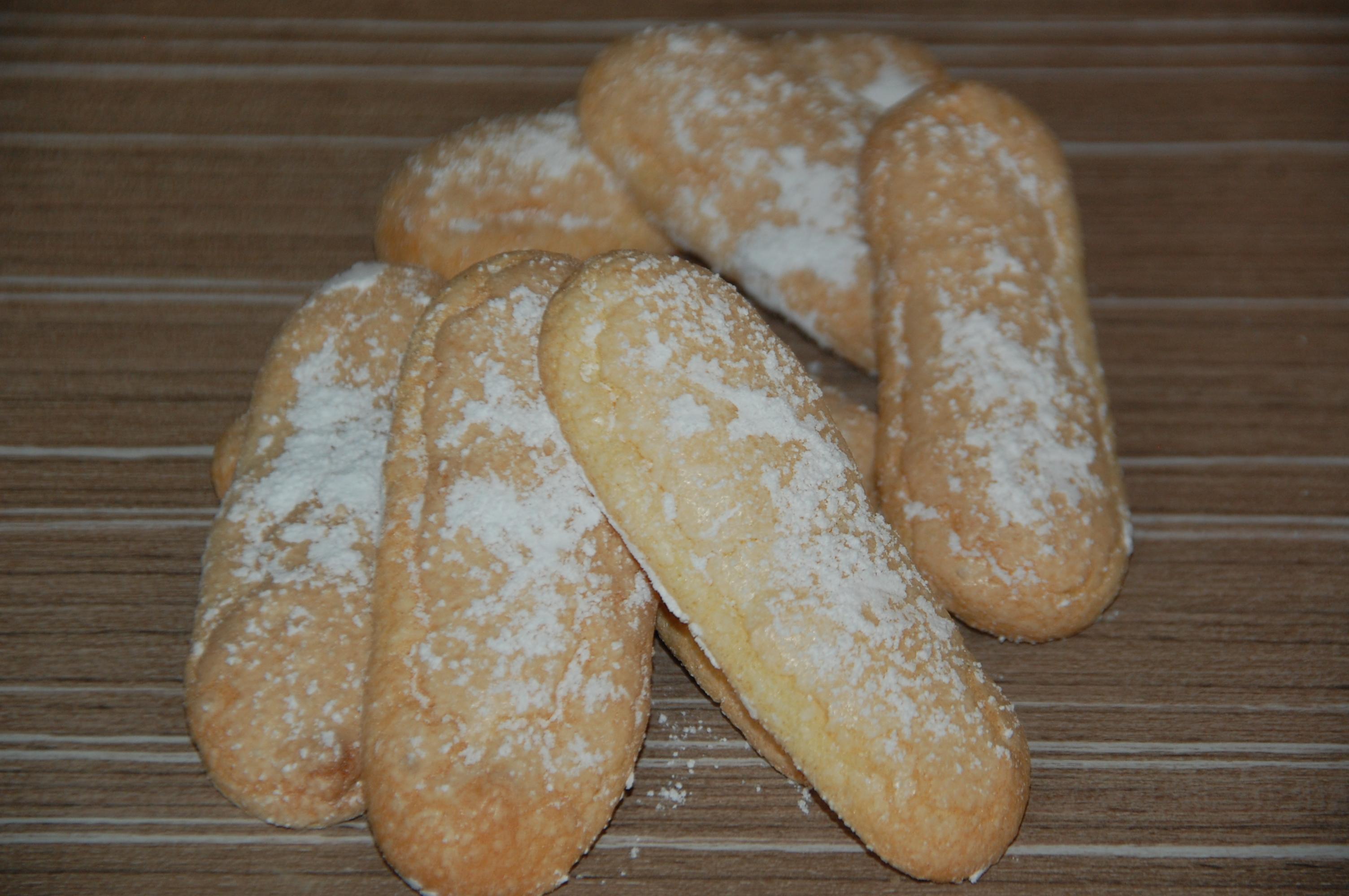 Biscuits à la cuillère selon Michalak