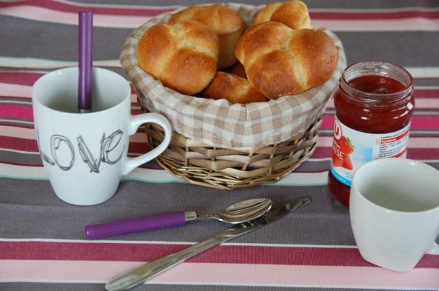 Petit pain au yaourt