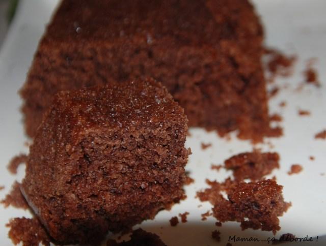 Gâteau économique avec 1 oeuf