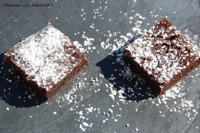 """Gâteau au chocolat """"sans"""""""