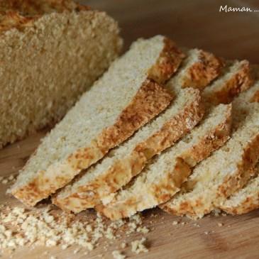 Soda bread irlandais