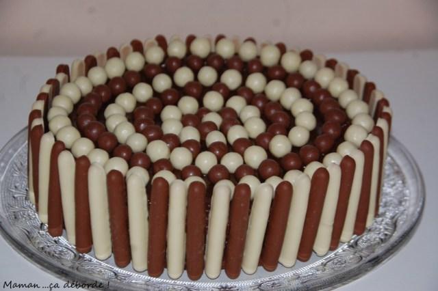 Gâteau damier10