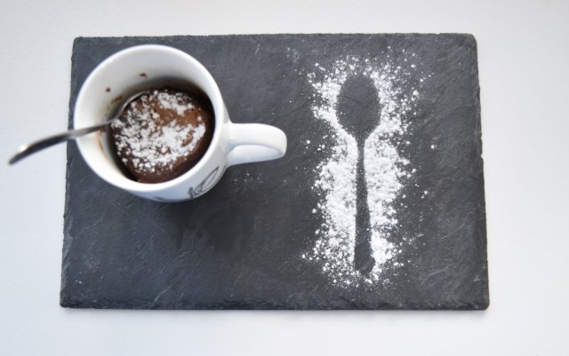 Mug Cake au chocolat6