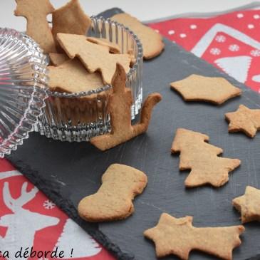 Biscuits à la farine d'épeautre