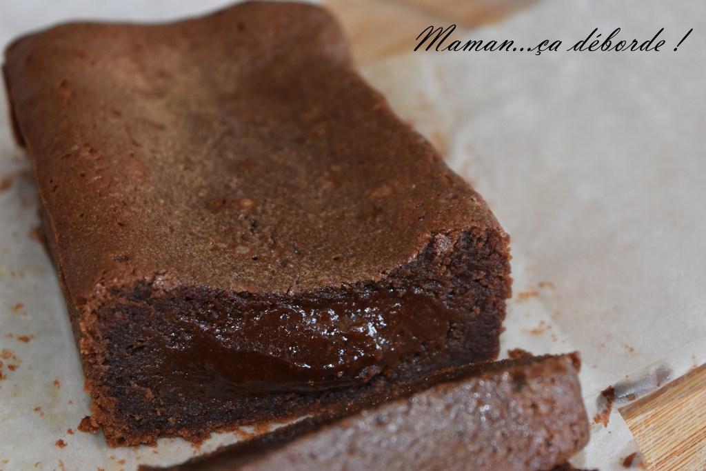 Cakounet au chocolat de Philippe Conticini