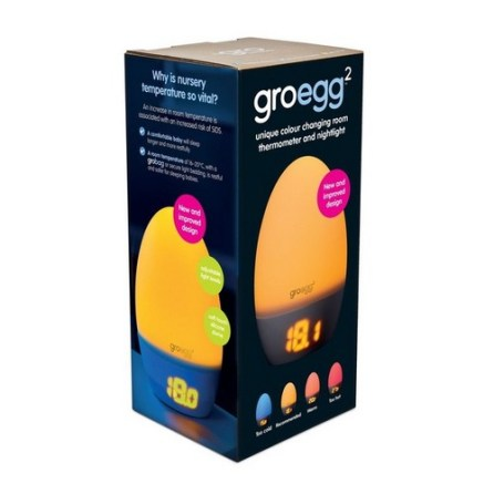thermomètre d'ambiance Gro egg2