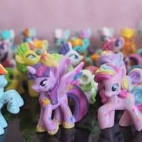 Les jouets de I. #24: Ses minis figurines My Little Pony