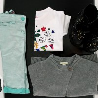 Kid Look #2: Son t-shirt Coloranim by Gémo! - Dans ma BAL #168