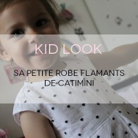 [Kid Look] Sa jolie robe Flamants de Catimini