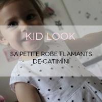 [Kid Look] Sa jolie robe Flamants de Catimini