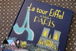 La Tour Eiffel se balade à Paris